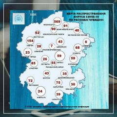 По данным Минздрава Чувашии на 19 мая.Чем раньше, тем лучше Курс Чувашии коронавирус #стопкоронавирус