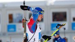 Логинов снялся с масс-старта на чемпионате мира по биатлону