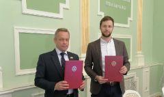 Чувашский госуниверситет и компания KUKA подписали соглашение о сотрудничестве ЧувГУ им. Ульянова