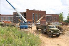 Строительство первого из десяти чебоксарских детсадов началось. Инфраструктурный прорыв. Города и села Чувашии ожидают масштабные изменения