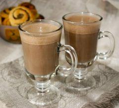 Какао-флипЧто приготовить на даче Семейный стол