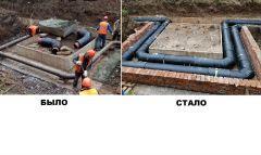 Капитальный ремонт тепловых сетей по ул. Силикатной, 11.Коммунальные сети: Сделано много, но предстоит еще больше