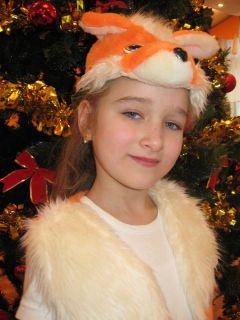 Хлюнева ЛераКакими добрыми делами  вы похвастались бы перед Дедом Морозом? Новый год-2013 Устами младенца