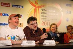 Угораздило их в кино вляпаться Чебоксарский международный кинофестиваль