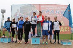 Команды ветеранов-210Три «золота» и одно «серебро» завоевала Чебоксарская ГЭС  в легкоатлетической эстафете на призы газеты «Грани» РусГидро