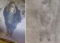 Подозреваемые. Фото: МВД по ЧРВ Чебоксарах украли камеру видеонаблюдения, есть фото подозреваемых кража