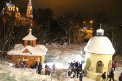 В Новочебоксарске на Крещение будет только одна купель у Собора 19 января — Крещение Господне