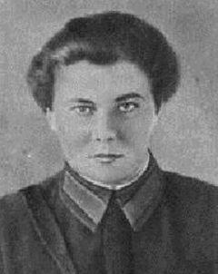 Женя КрутоваГерой по имени Женя Крутова 70 лет Победы Дата