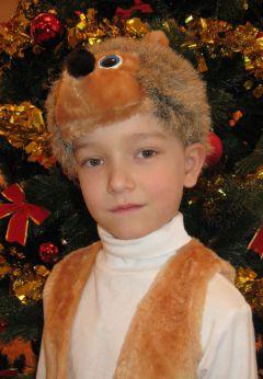 Курицын КостяКакими добрыми делами  вы похвастались бы перед Дедом Морозом? Новый год-2013 Устами младенца