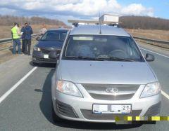 Фото с места ДТПВ Козловском районе произошло столкновение трех автомобилей. Пострадали дети ДТП