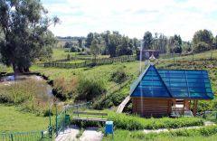 Этнографический парк в деревне Лапракасы.Место силы – земля ядринская Ядрин Тропой туриста Неизвестная Чувашия