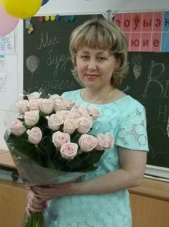 Лариса Петровна ИльинаЛучший учитель — 2019. Народный рейтинг 5 октября — День учителя