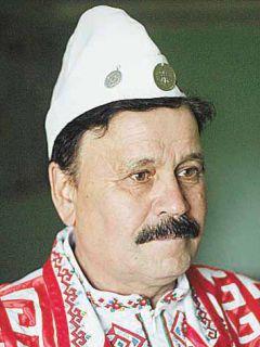 Валентин ЛеонтьевКрай родной, навек любимый Шордан землячество