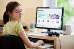 «Ростелеком. Лицей» поможет школьникам определиться с будущей профессией Филиал в Чувашской Республике ПАО «Ростелеком»