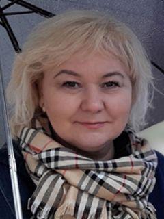 Мария Куровская, руководитель делегации Еврогимназии города Ревда Свердловской областиТак выбирают журналистику Школа-пресс Волжские встречи-30