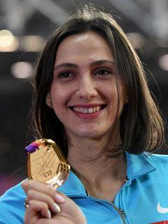 Мария Ласицкене.Выиграли медали  меньшим числом легкая атлетика