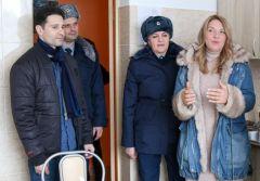 Антон и Виктория Макарские дали благотворительный концерт в лечебно-исправительном учреждении № 7 УФСИН