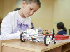 Фото из архива Kulibin.clubИнженеры с детства робототехника Kulibin.club