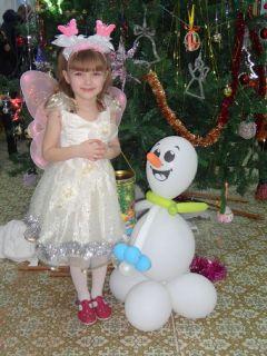 Маркиданова АняКакими добрыми делами  вы похвастались бы перед Дедом Морозом? Новый год-2013 Устами младенца