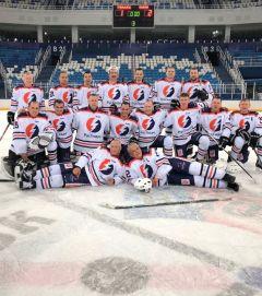 Молния-РусГидро в ледовом дворце Айсберг«Молния-РусГидро» завоевала второе место в дивизионе «Дебют»  Объединенной корпоративной хоккейной лиги РусГидро
