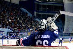 Хет-трик Жданова и «сухарь» Мотошина в домашнем матче с «Алтаем» ХК Чебоксары