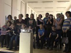Ночь искусств-20192 ноября в Художественном музее Новочебоксарска прошла Ночь искусств Ночь искусств
