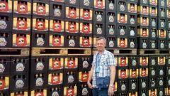 На пивном заводе. Фото автораНа родине бравого солдата Швейка. Продолжение Чехия Тропой туриста Прага