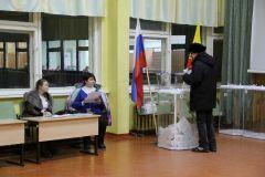 Наблюдатели внимательно следили за ходом выборов. Фото Марии СМИРНОВОЙЛегитимность выборов  сомнений не вызывает Выборы-2018