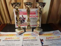 Награды Чебоксарской ГЭСТри «золота» и одно «серебро» завоевала Чебоксарская ГЭС  в легкоатлетической эстафете на призы газеты «Грани» РусГидро