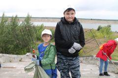 Находка оберегайцевПочти весь мусор, собранный на акции «оБЕРЕГАй» в Новочебоксарске, отправили во вторичную переработку РусГидро