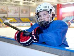 12-летний нападающий Тимур Семенов.Где рождаются рыцари клюшек и шайб хоккей ХК Сокол СДЮСШОР № 4