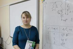Наталья Наумова уверена, что главное для каждого ученика — найти свою звезду.  Фото автораЗвёзды становятся ближе астрономия