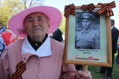 Нина Ивановна СкворцоваПамять бессмертна День Победы Бессмертный полк