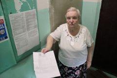 Новочебоксарка Людмила Яковлевна ждет новую квитанцию на оплату ЖКУ. А пока показывает старую и говорит, что в ближайшее время вновь попробует оформить субсидию. Фото автораКаждый год тариф растет тарифы ЖКХ