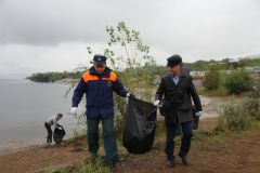 В Чувашской Республике пройдет экологический месячник экология Субботник