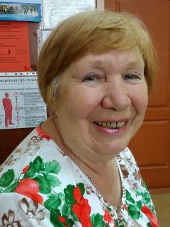 Валентина НовожиловаСкажите Интернету спасибо и выиграйте ценные призы Цифровая Чувашия пенсионер