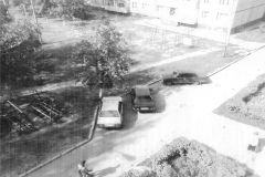 Общественная парковка существовала у дома с 1977 года. Место под солнцем на парковке Комфортная среда