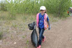 Очистим берегПочти весь мусор, собранный на акции «оБЕРЕГАй» в Новочебоксарске, отправили во вторичную переработку РусГидро