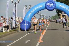 Олимпийскую чемпионку Елену Лашманову (№ 52) так и не смогли догнать.В спортивной республике — ходить Чемпионат и первенство России по спортивной ходьбе в Чебоксарах спортивная ходьба