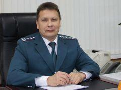 Начальник ИФНС по г. Новочебоксарску Александр ОвчинниковПолучили? Заплатите Налоги