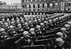 Парад Победы 24 июня 1945 года. Фото из архива Минобороны РоссииПарад как в сорок пятом парад Победы 75 лет Победе