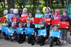 ПервоклашкиЧебоксарская ГЭС помогла первоклассникам собраться в школу РусГидро