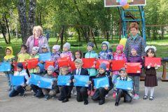 Подарок к школеЧебоксарская ГЭС помогла первоклассникам собраться в школу РусГидро