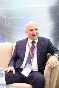 Ненад Попович, министр инноваций и технологического развития СербииНадежная опора  инвестпроектов ПМЭФ-2019