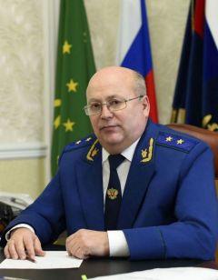 Василий Пословский, прокурор Чувашии:Пора взыскать с банкротов Курс Чувашии