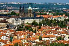 Живописный вид на Прагу.На родине бравого солдата Швейка Прага Колесо путешествий