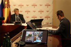 Олег Николаев: Заложили надежный фундамент для дальнейших действий пресс-конференция Главы Чувашии Олега Николаева