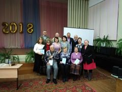 Презентация новой книги поэта Владимира Ивановича Петрова