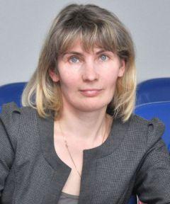 """Ольга ПРОТАСОВА, директор МБУ """"Библиотека""""Только достоверная информация"""