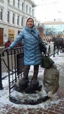 Фарида Прудовская (faridaprudovskaya) в Нижнем НовгородеМои удивительные  каникулы Грани в Сети
